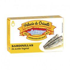 Sardinillas en Aceite de Girasol