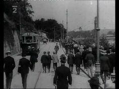YouTube Praha, Music Film, Czech Republic, Old Photos, Old Things, Street View, Retro, Youtube, Historia
