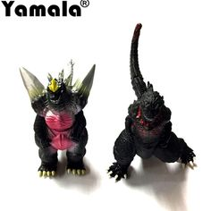 [Yamala] 30CM Anime Ultraman Monsters Doll Movie Godzilla Action Figure toys Collectible Model Dolls Boys Dinosaur Toys