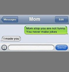funny conversations with parents | 10 Funny and Awkward Text Messages from Parents - TechEBlog