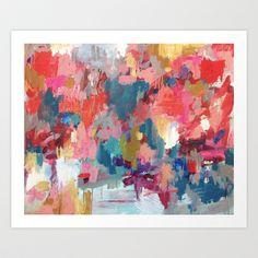 Still Art Print by Jenny Vorwaller - $20.00