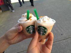 mini caramel coffee