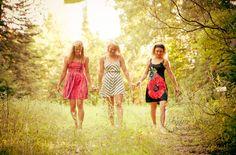 Jennifer Skoog Photography Blog: Sisters Photoshoot {Park Rapids Nevis MN Photographer