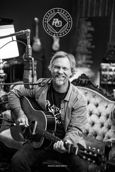 Anders Osborne – Dirty Coast Press