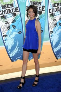 Sarah Hyland - Teen Choice Awards 2010