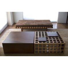 Cubo Libre Coffee Table by Claudia Moreira Salles | ESPASSO