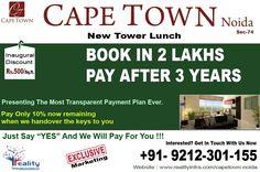 Supertech Capetown Noida