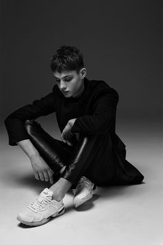 McQ by Alexander McQueen x PUMA Fall/Winter 2014 Lookbook - Fucking Young!