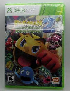 Pac-Man and the Ghostly Adventures 2 XBox 360 New Sealed Video Games Xbox, Xbox One Games, Funny Christmas Gifts, Christmas Humor, Xbox One S, Xbox 360, Skyrim Xbox, Xbox Funny, Xbox Party
