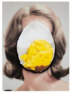 marcjacobs: Brunch vibes courtesy of Urs Fischer, Sloppy Problem, 2013 Creative Photography, Art Photography, Sweet Station, Egg Art, The Breakfast Club, Sketchbook Inspiration, Pink Lemonade, Art Object, Art Direction