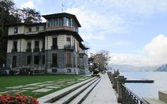CastaDiva Resort & Spa at Lake Como / Comer See - ReiseWorld travel channel. Happy New Year!