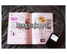 Keep a jounary