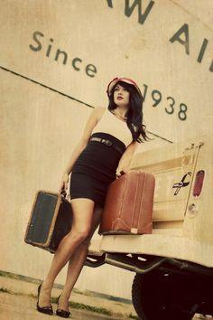 The Fancy Farmgirl Photography - Hollywood Glamour