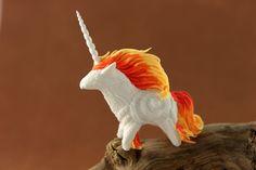 Tiny Rapidash unicorn by hontor.deviantart.com on @deviantART