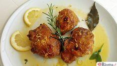 Sovracosce di pollo al limone, rosmarino e salvia