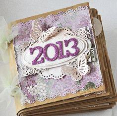 Paper bag album - Scrapbook.com