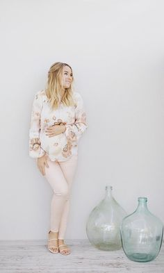Lauren Conrad's new maternity collection is an absolute win! The equally affordable and adorable line allows pregnant women to look amazing without spending a fortune.