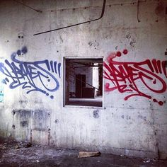 cross your eyes for a 3D Bates (@greatbates) effect . #bates #graffiti #handstyle //follow @handstyler on Instagram