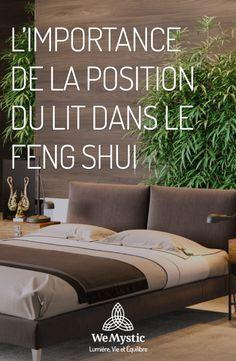 Placement du lit en Feng Shui