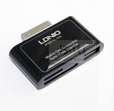 B4U New 5in1 Camera Connection Kit + OTG Multi-Functional Converter For Samsung P7500 P7510 P6200 USB Disk MMC USB SDHC TF SD MS on AliExpress.com. $8.99