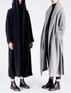 A Complete Guide to Choosing The Perfect Coat That Complements Your Taste This Season - Best Fashion Tips Grey Fashion, Hijab Fashion, Winter Fashion, Fashion Dresses, Womens Fashion, Fashion Trends, Fashion Coat, Fashion Magazin, Outfits