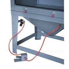 Sabbiatrice con aspiratore Fervi 0601 - in vendita su Macchinato Sandblasting Cabinet, Cabinet Manufacturers, Desk, Home Decor, Desktop, Decoration Home, Room Decor, Table Desk, Office Desk