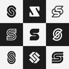 S / SS Exploration. Sorry guys for being lately a bit inactive. I've had a lot of unexpected work to do and I was quite overwhelmed by it  I hope I'll get better at my posting consistency. If you have anything to say about this post feel free to leave a comment about it  Feel free to share your favourites also S Logo Design, Lettering Design, Branding Design, Type Design, Initial Logo, Monogram Logo, S Letter Logo, Typography Logo, Logo Branding