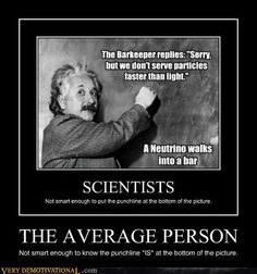 SCIENCE! (playing with the minds of average humans is too much fun!!)