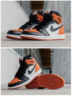 "3a09c34df589f6 Air Jordan 1 Retro High OG ""Shattered Backboard"" I gotta get a pair before"