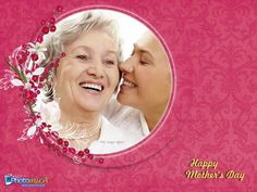 Card for Mother's day! Insert your photo