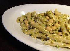 Denny Chef Blog: Pennette al sedano, ceci e pistacchi