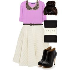 """""""Visions of Sugar Plums"""" by missdarlington on Polyvore"""