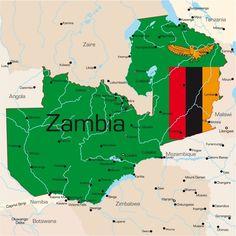 Zambia Copyright: Illustration Photo: www.colourbox.com