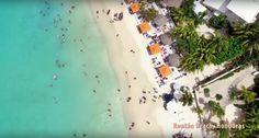 Bello vídeo de Roatán publicado por un ciudadano de origen Chino