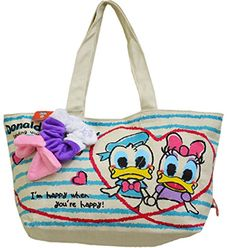 Daisy Duck Tote Bag Disney Purses And Wallets Pinterest