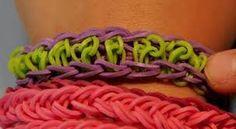 rubber bands bracelets - Google Search