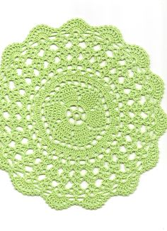 Crochet doily lace doily table decoration crocheted by DoilyWorld Crochet Dollies, Crochet Doily Patterns, Diy Crochet, Crochet Crafts, Crochet Projects, Crochet Table Mat, Star Flower, Tatting Lace, Lace Doilies
