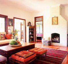 Tropical Interior Design Ideas. Wohnzimmer OrientalischMarokkanischer  StilMaurischChillenEinrichten ...
