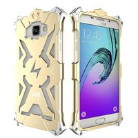 High Quality Metal Skeleton Body Case SIMON THOR Alloy Aluminum Protector Shockproof Phone Case for Samsung Galaxy A5 2016