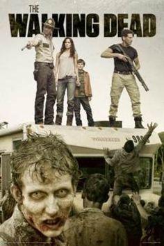 Walking Dead - RV Poster Print by (24 x 36)
