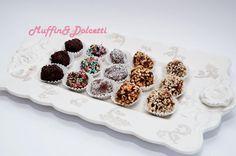 Ma quanto sono buoni i tartufi?? Uno tira l'altro..!! I Tartufi al Cioccolato! Clicca qui per la videoricetta: http://youtu.be/G2pDj-ohQvg