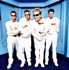 The Offspring. My favorite punk rock band :D
