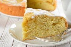 Torta 7 vasetti alle mele Healthy Soup, Healthy Recipes, Zucchini Cake, Cooking Chef, Cooking Oil, Cannoli, Apple Cake, Ricotta, Cornbread