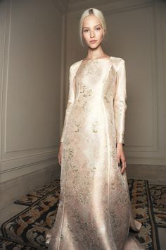 fashionbymademoiselle:   Valentino Haute Couture Fall 2013 backstage