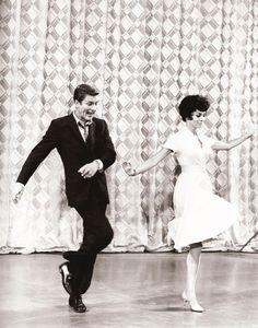 """Dick Van Dyke and Janet Leigh in """"Bye Bye Birdie"""""""