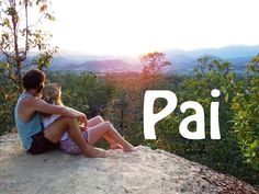 Pai Town is the highlight of Northern Thailand and a popular spot on the Mae Hong Son Loop Stuff To Do, Things To Do, Northern Thailand, Travel Couple, Thailand Travel, Gopro, Letting Go, Places To Visit, Adventure