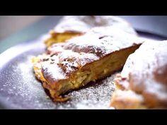 Borbás Marcsi szakácskönyve - Rác rétes (2020.09.06.) - YouTube