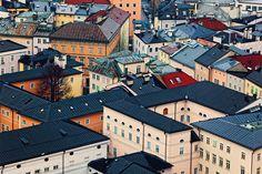 Salzburg by Ludmila Yilmaz, via 500px