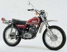DT 125, 1973-1974