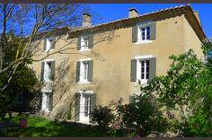La Bastide de Lestagnau maison d'hôtes en Provence | MHD Provence, Homes, Aix En Provence